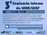 3º Seminário Interno do LURA - Convite